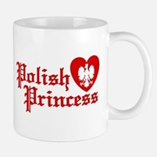 Polish Princess Small Small Mug