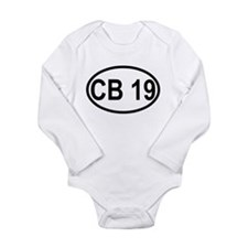 CB Channel 19 Body Suit