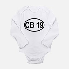 CB Channel 19 Body Suit