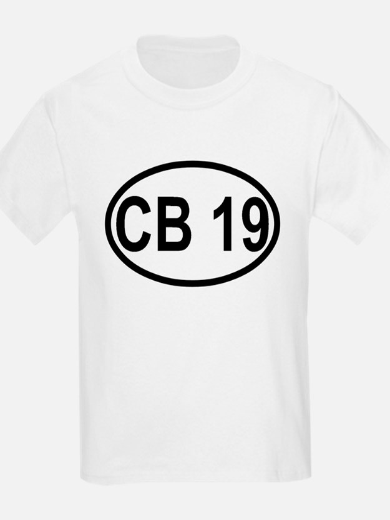 CB Channel 19 T-Shirt
