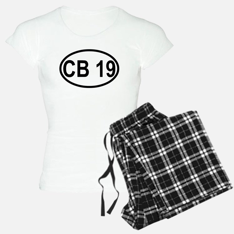 CB Channel 19 Pajamas