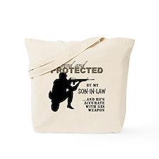 Cute Navy daughter law Tote Bag