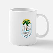 Palm Beach FSC Shield Logo Mug