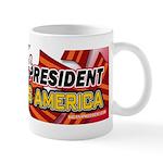 Bacon Lard Bless America Mug