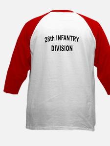 28th INFANTRY DIVISION Kids Baseball Jersey