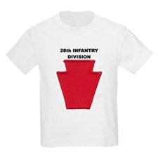 28th INFANTRY DIVISION Kids T-Shirt