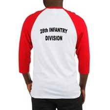 28th INFANTRY DIVISION Baseball Jersey