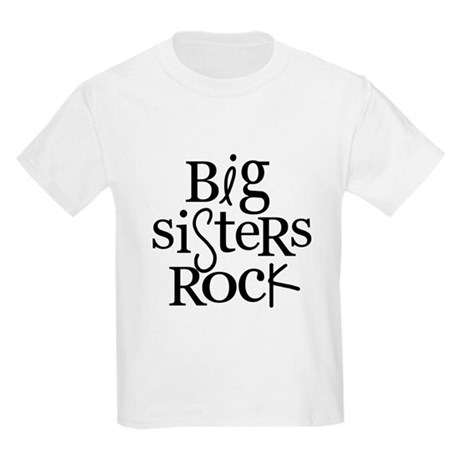 Big Sisters Rock (Mixed Type) T-Shirt