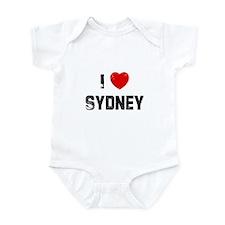 I * Sydney Onesie