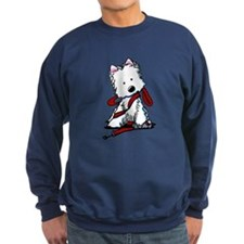 LET'S GO! Westie Jumper Sweater