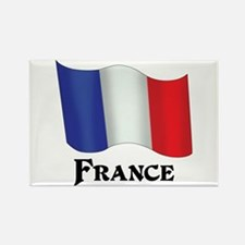 Flag of France Rectangle Magnet