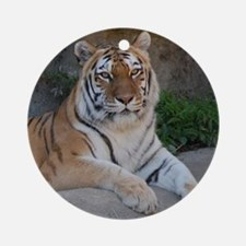 Bengal Tiger Ornament (Round)