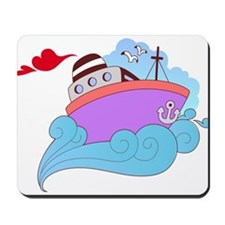 Love Boat Mousepad