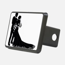 Elegant Couple Hitch Cover
