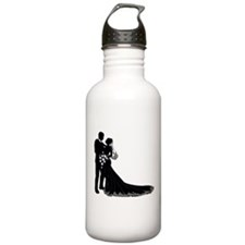Elegant Couple Water Bottle