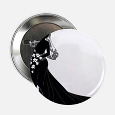 "Elegant Couple 2.25"" Button"