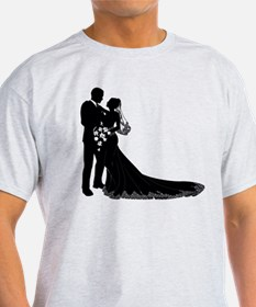 Elegant Couple T-Shirt