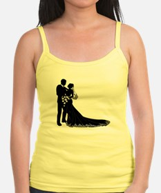Elegant Couple Tank Top
