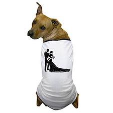 Elegant Couple Dog T-Shirt