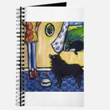 Hungry Schipperke! Journal