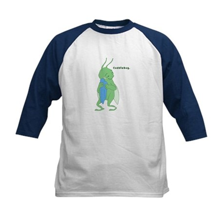 Cuddlebug-boy Kids Baseball Jersey