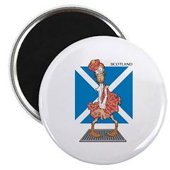 Goofy Scottish Man in Kilt 2.25
