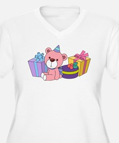 Birthday Party Plus Size T-Shirt