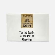 WANTED FDA USDA Monsanto $1,000,000,000 Reward Rec