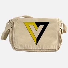 Voluntaryism Messenger Bag