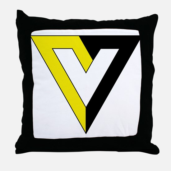 Voluntaryism Throw Pillow