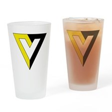 Voluntaryism Drinking Glass