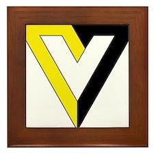 Voluntaryism Framed Tile