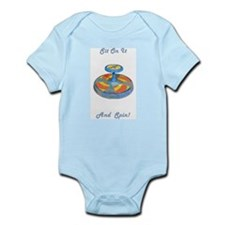 SitNSpin Infant Bodysuit