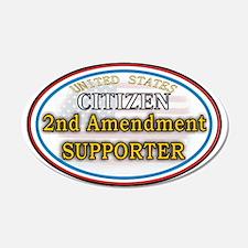Citizen Supporter Wall Decal
