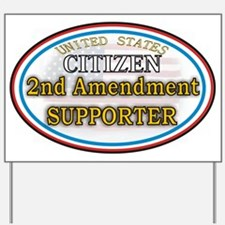 Citizen Supporter Yard Sign