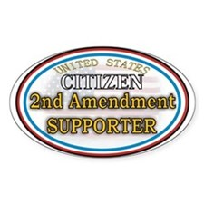 Citizen Supporter Decal