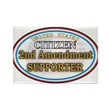Citizen Supporter Rectangle Magnet (100 pack)