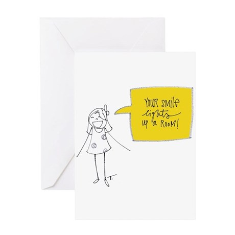 Compliment Greeting Card