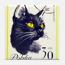 1964 Poland European Shorthair Cat Postage Stamp T