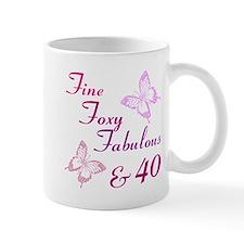 Fine 40 (9) Mug