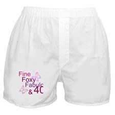 Fine 40 (9) Boxer Shorts