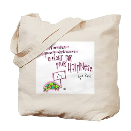 True to Yourself Tote Bag