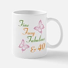Fine 40 Mug
