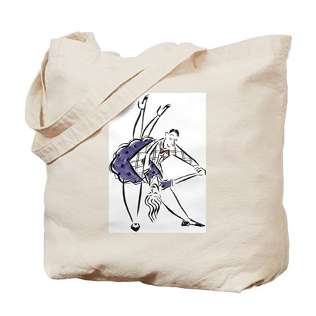 Dance Dip<br>Tote Bag
