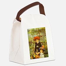 DosHermanas.jpg Canvas Lunch Bag