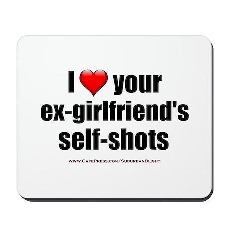 Here casual, Ex gf nude self shot