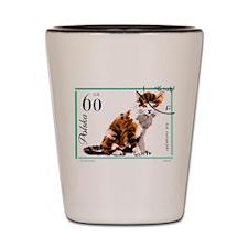 1964 Poland European Shorthair Cat Stamp 60GR Shot