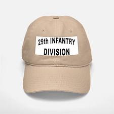 29TH INFANTRY DIVISION Baseball Baseball Cap