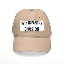 29TH INFANTRY DIVISION Cap