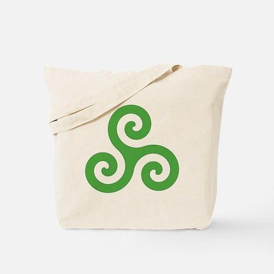 Triskele-Symbol1 Tote Bag